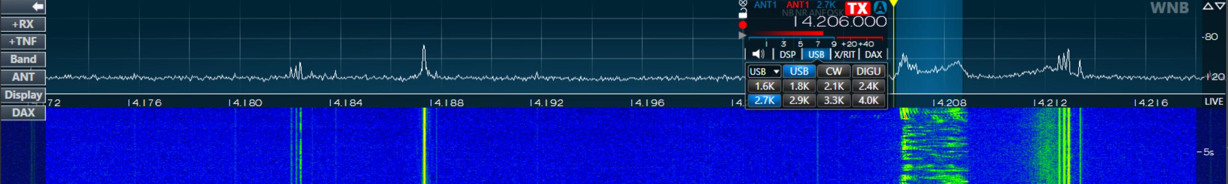 M0VSE Amateur Radio - Battling with VDSL QRM